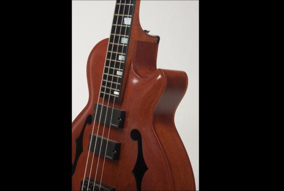 Archtop-Bass-Guitar